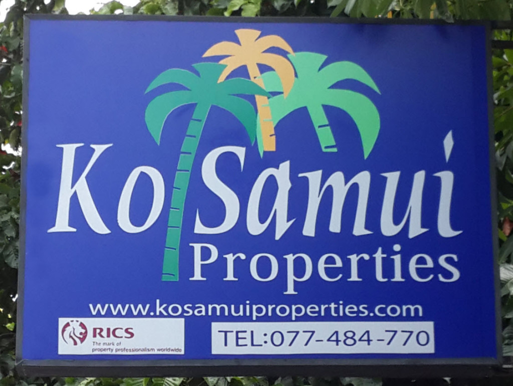 Ko Samui Properties Office