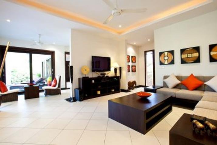 Baan Fuangfah Living Room