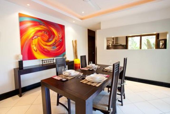 Baan Fuangfah Dining Room