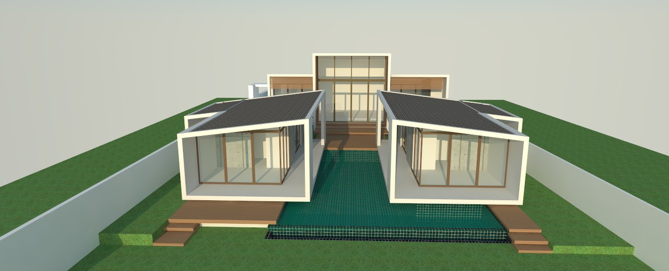 Mandalay Beach Villa Plot 5