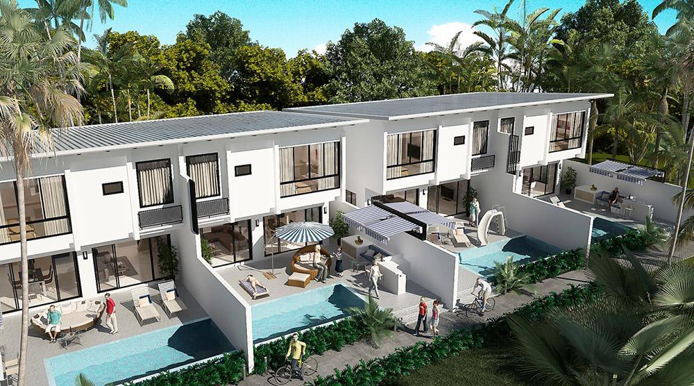 Villa for sale Koh Samui, villa for sale Ko Samui, pool villa for sale Koh Samui, 3 bedroom villa for sale Koh Samui, Samui Emerald Villas, new ten pool villas for sale