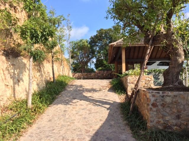 Koh Samui, Luxury villa, ocean front, 5 bedrooms, garage sala