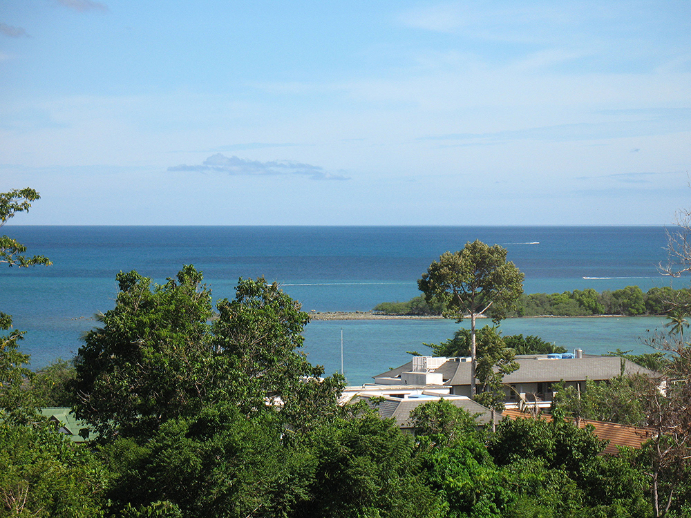 hillside land for sale Koh Samui, sea view land for sale Koh Samui, sea view hillside land for sale Koh Samui, three rai unique sea view land in Chaweng North