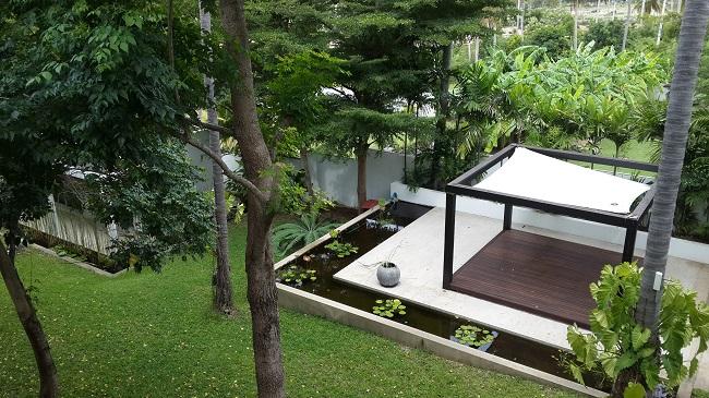 Koh Samui, Condominium, Foreign Ownership, 2 bedrooms, communal garden, sala