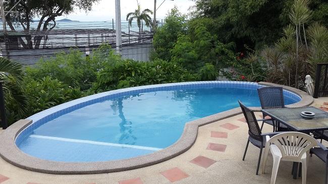 Koh Samui, Villa for Sale, Sea View Villa, 3 Bedrooms, swimming pool