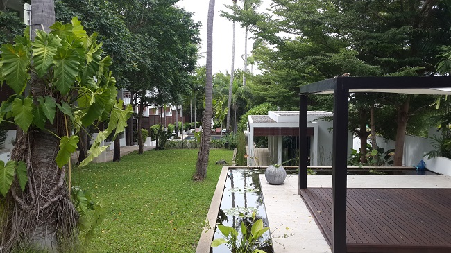 Koh Samui, Condominium, Foreign Ownership, 2 bedrooms, communal garden