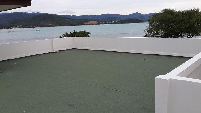Koh Samui, Villa for Sale, Sea View Villa, 3 Bedrooms, roof terrace