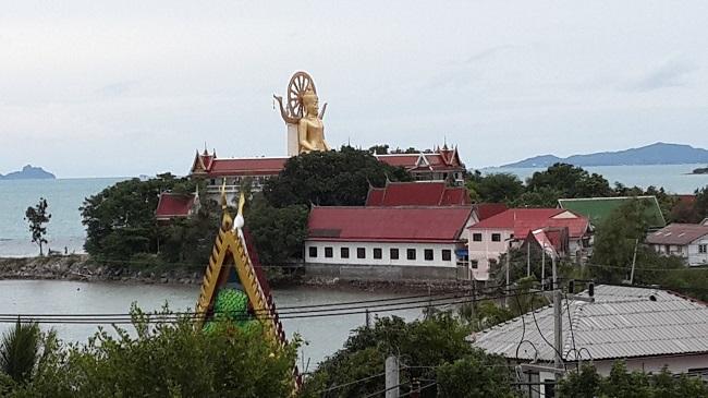 Koh Samui, Villa for Sale, Sea View Villa, 3 Bedrooms, Big Buddha