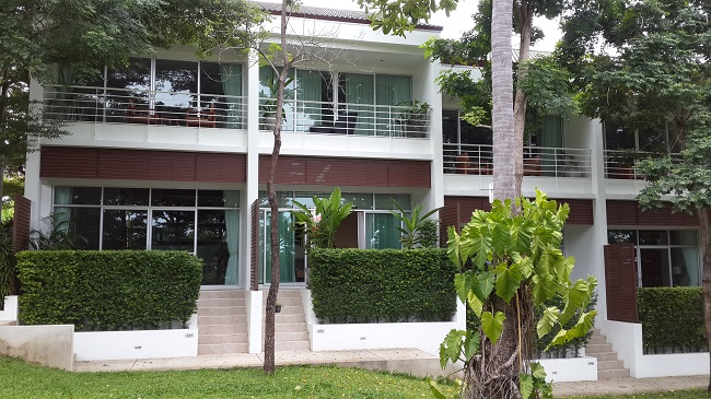 Koh Samui, Condominium, Foreign Ownership, 2 bedrooms, front view