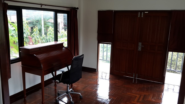 Koh Samui, Villa for Sale, Sea View Villa, 3 Bedrooms, entrance hall
