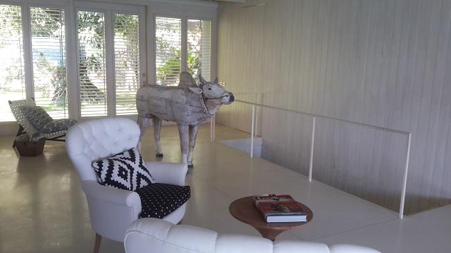 Koh Samui, Five bedroom luxury villa, hall way