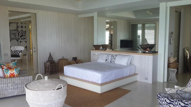 Koh Samui, 5 bedrooms. ocean front villa, luxury villa,