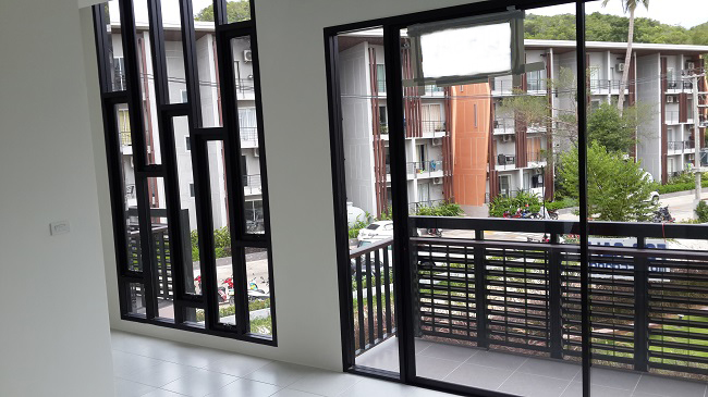 Koh Samui, Pause by Reply, 2 bedrooms, townhouse, front bedroom