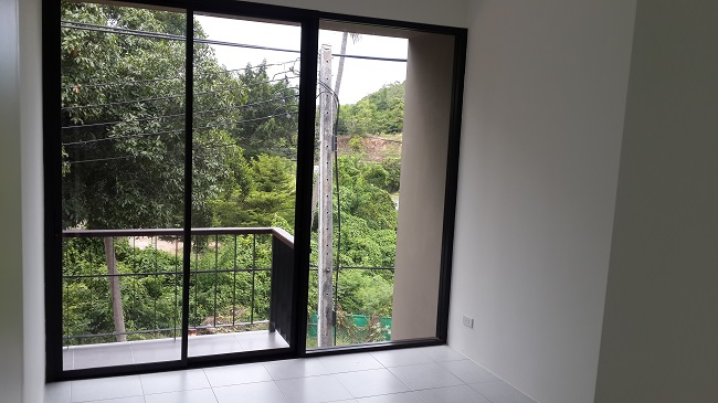 Koh Samui, Pause by Reply, 2 bedrooms, townhouse, rear bedroom