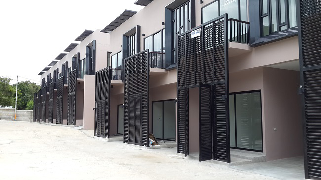 Koh Samui, Pause by Reply, 2 bedrooms, townhouse, entrance