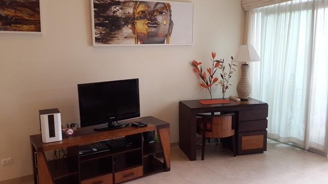 Koh Samui, Condominium, Foreign Ownership, 2 bedrooms, Living Room
