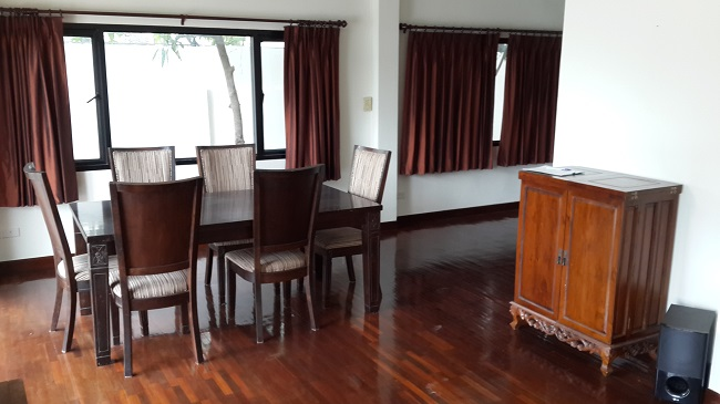 Koh Samui, Villa for Sale, Sea View Villa, 3 Bedrooms, dining area