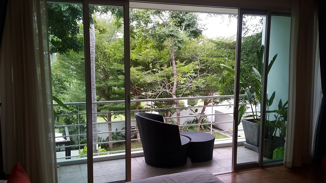 Koh Samui, Condominium, Foreign Ownership, 2 bedrooms, front balcony