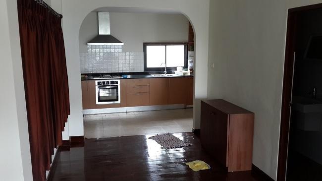Koh Samui, Villa for Sale, Sea View Villa, 3 Bedrooms, dining area to kitchen