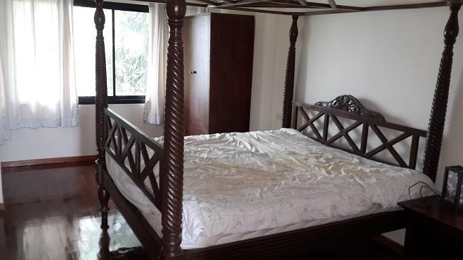 Koh Samui, Villa for Sale, Sea View Villa, 3 Bedrooms, bedroom 1