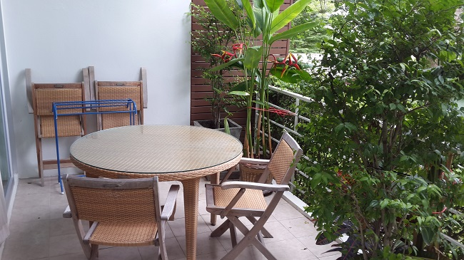 Koh Samui, Condominium, Foreign Ownership, 2 bedrooms, front terrace