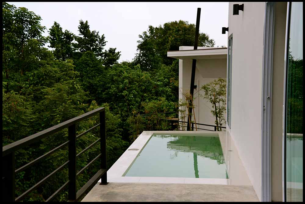 villa for sale Koh Samui, villa in development for sale Koh Samui, the green mango, 1 bed villa in development in Chaweng