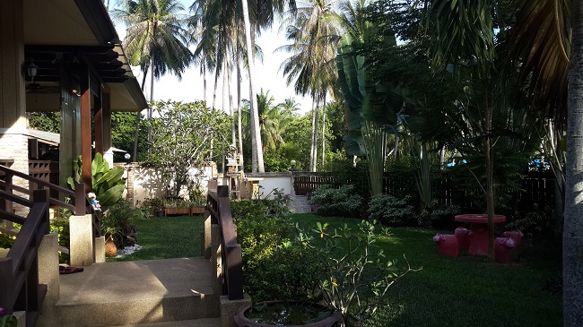 Koh Samui, Bungalow, 3 Bedrooms, Ban Kao, near sea, garden