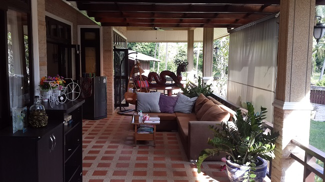 Koh Samui, Bungalow, 3 Bedrooms, Ban Kao, near sea, terrace