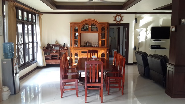 Koh Samui, Bungalow, 3 Bedrooms, Ban Kao, near sea, dining