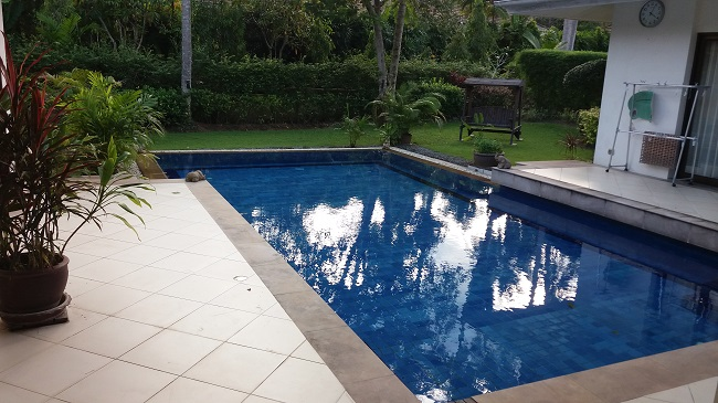 Koh Samui, 3 bed bungalow, Samram Gardens, Maenam, swimming pool.