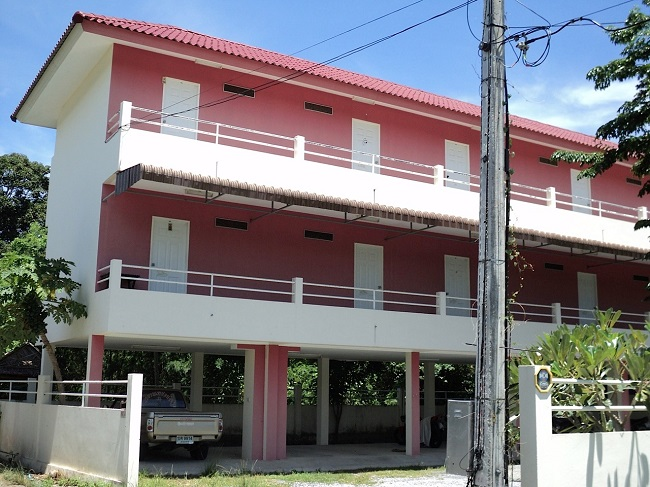 Koh Samui, Investment property, apartments to rent, front view