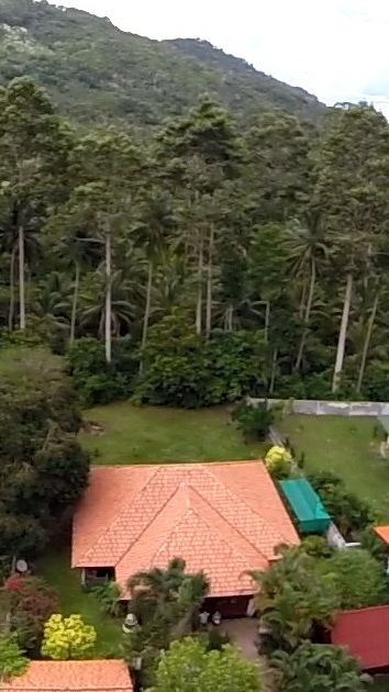 Koh Samui, Lamai, 3 bedroom bungalow for sale, villa for sale, aerial view,