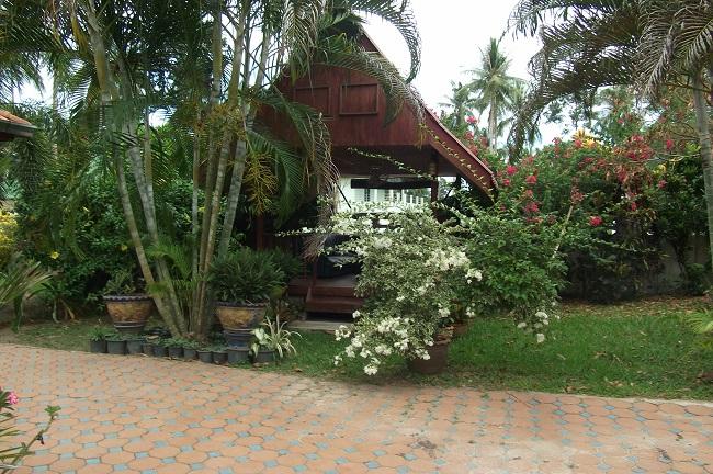 Koh Samui, Lamai, 4 bedroom bungalow, Sala,
