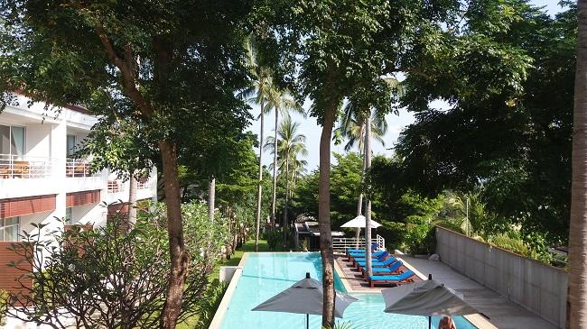 Koh Samui Condo for sale, Koh Samui Condominium for Sale, 2 bedroom Condo, Apartment for Sale, view