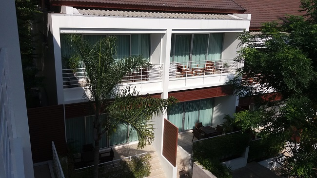 Koh Samui Condo for sale, Koh Samui Condominium for Sale, 2 bedroom Condo, Apartment for Sale, front view,