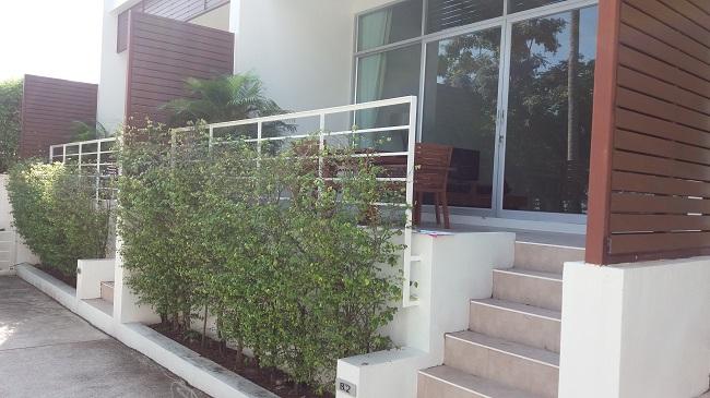 Koh Samui Condo for sale, Koh Samui Condominium for Sale, 2 bedroom Condo, Apartment for Sale, front terrace,