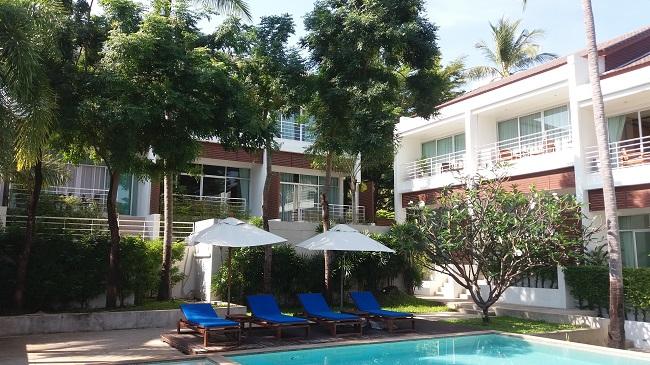 Koh Samui Condo for sale, Koh Samui Condominium for Sale, 2 bedroom Condo, Apartment for Sale, communal pool,