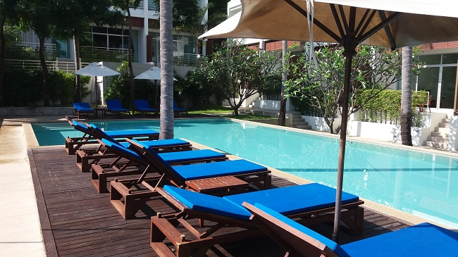 Koh Samui Condo for sale, Koh Samui Condominium for Sale, 2 bedroom Condo, Apartment for Sale, communal pool,