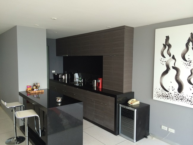 Koh Samui Apartment for Sale, Infinity Apartment for Sale, Kitchen,