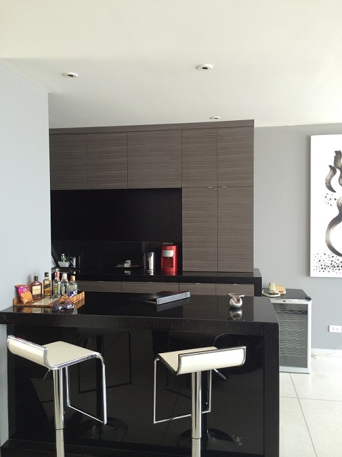 Koh Samui Apartment for Sale, Infinity Apartment for Sale, Dining, Kitchen,