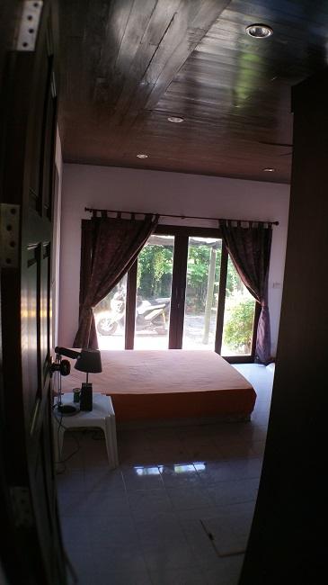 Koh Samui house for sale, Bangrak house for sale, Ground Floor Bedroom,