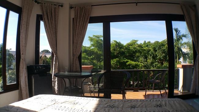 Koh Samui house for sale, Bangrak house for sale, bedroom,
