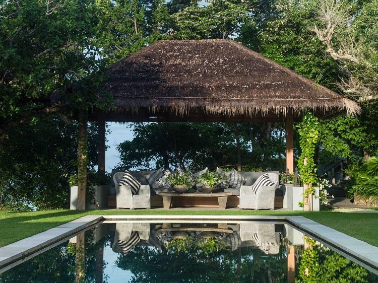 Koh Samui Luxury Villa for Sale, Ocean front villa for sale, pool sala,
