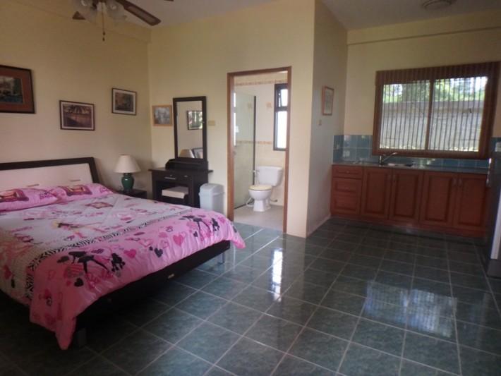 Koh Samui Beach Villa for sale, Bungalow on the beach for sale, maid's room,