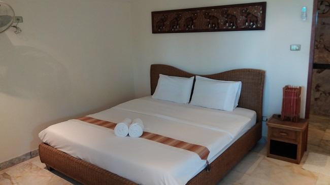 Ko Samui villa for sale, Sea view villa for sale, Villa with apartment for sale, apartment, Apartment Bedroom 3,