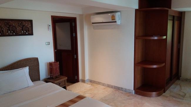 Ko Samui villa for sale, Sea view villa for sale, Villa with apartment for sale, apartment, bedroom 3,