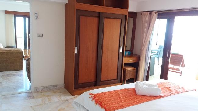 Ko Samui villa for sale, Sea view villa for sale, Villa with apartment for sale, apartment, Bedroom 4,