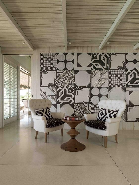 Koh Samui Luxury Villa for Sale, Ocean front villa for sale, sitting room,