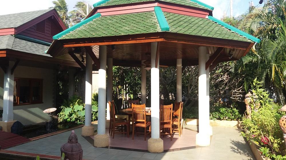 Koh Samui Beach Villa for sale, Bungalow on the beach for sale, sala,