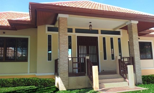 Koh Samui bungalow for sale, 4 bedroom bungalow for sale, Villa Lychee for sale,